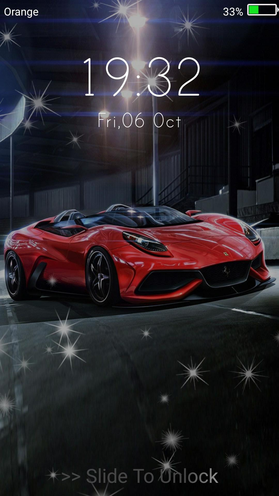 Sport Cars Live Wallpaper Lock Screen For Android Apk