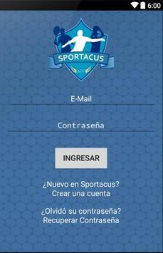 Sportacus poster