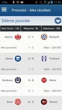 Pronostics par Sport Faction apk screenshot