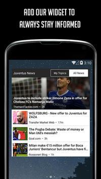 News on Juventus - Unofficial screenshot 5