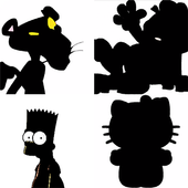 Guess the Cartoon Characters icon