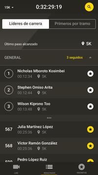 15k Valencia Abierta al Mar screenshot 3