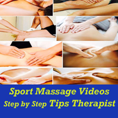 Sport Massage VIDEOs Tips icon