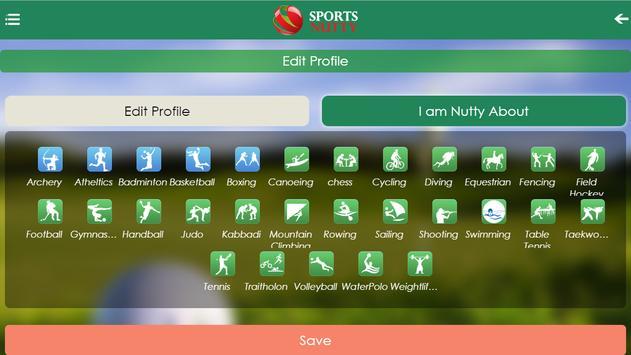 SportsNutty- for Sports lovers apk screenshot
