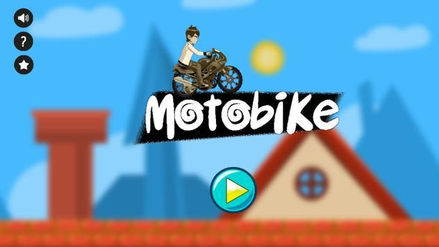 Ben Jungle Bike Racing apk screenshot