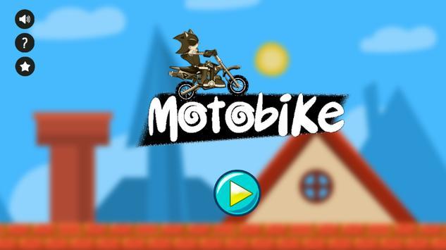 Bike Sonic Racing poster