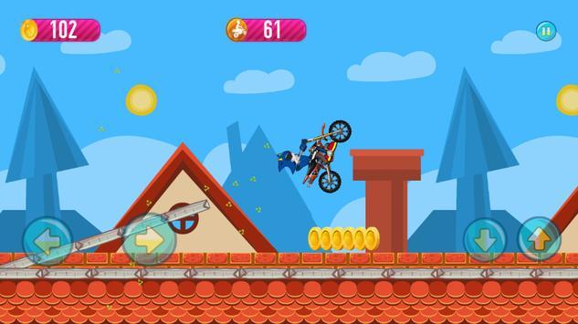 Bike Sonic Racing apk screenshot
