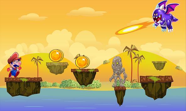 Jungle Ted Super World Run screenshot 4