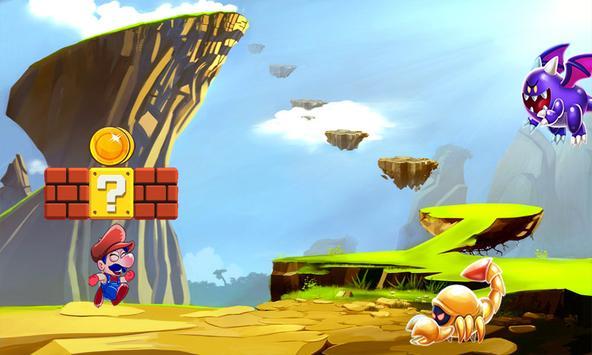 Jungle Ted Super World Run screenshot 3
