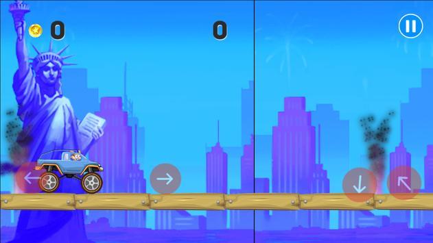 Jungle Bunny Racing apk screenshot