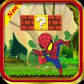 Spider Boy Hero icon