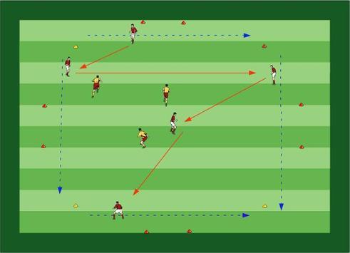 مدرب كرة القدم تصوير الشاشة 3
