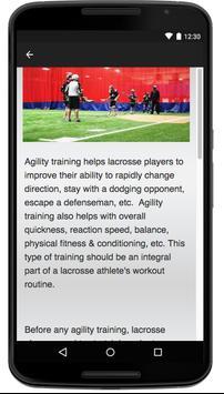 Lacrosse apk screenshot