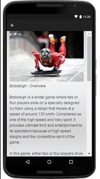 Bobsleigh apk screenshot