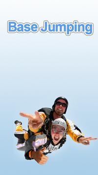 Base Jumping poster