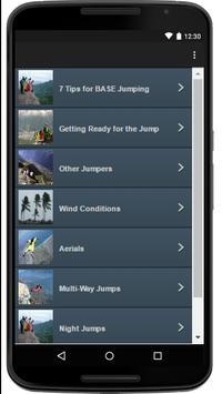 Base Jumping apk screenshot