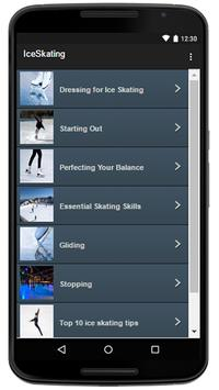 Ice Skating apk screenshot