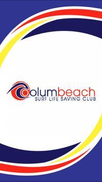 Coolum Surf Club poster