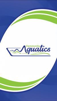 Community Aquatics poster