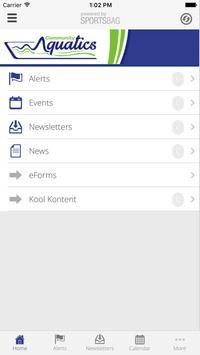 Community Aquatics apk screenshot