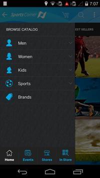Sports Corner screenshot 2