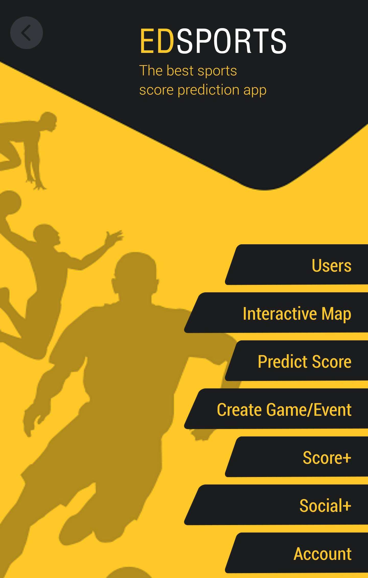 EDSports: Score Prediction for Android - APK Download