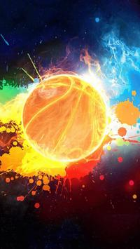 Basketball NBA PassWord Lock apk screenshot