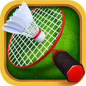 Badminton Star 2 icon