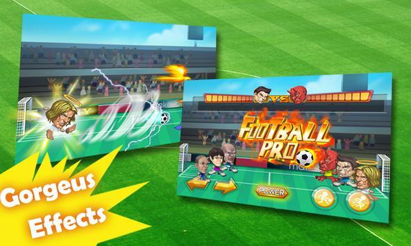 كرة القدم برو - Football Pro تصوير الشاشة 5