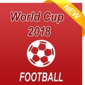Football World Cup 2018 Live Game icon