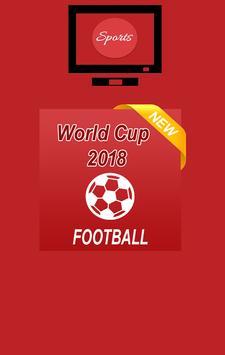 Football World Cup 2018 Live Game screenshot 3