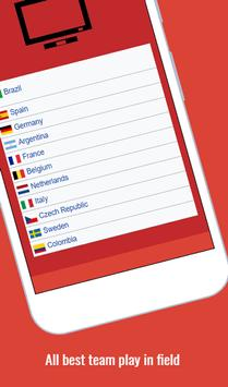 Football World Cup 2018 Live Game screenshot 5