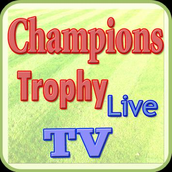 Champions Trophy & Cricket TV poster