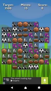 Sports Puzzles: Match 3 apk screenshot