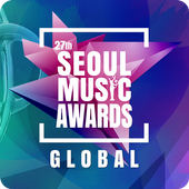 The 27th SMA official voting app for Global ícone
