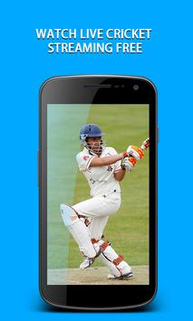 Vivo Live Cricket Tv FREE screenshot 1