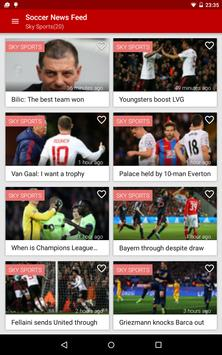 Soccer News Feed screenshot 6