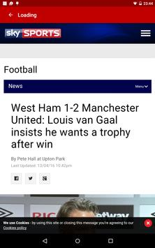 Soccer News Feed screenshot 9