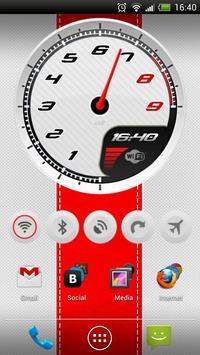Race Sport HD Widgets poster