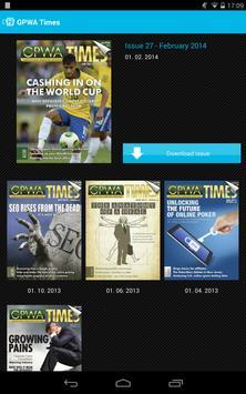 Gaming magazines apk screenshot