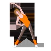 sports techniques icon