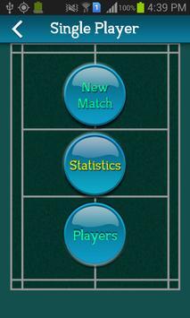 Best Badminton Scoreboard screenshot 2
