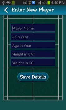Best Badminton Scoreboard screenshot 3