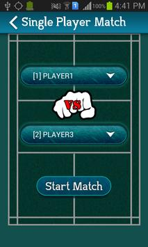Best Badminton Scoreboard screenshot 4