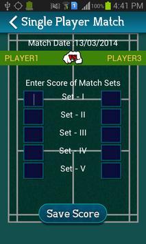 Best Badminton Scoreboard screenshot 5