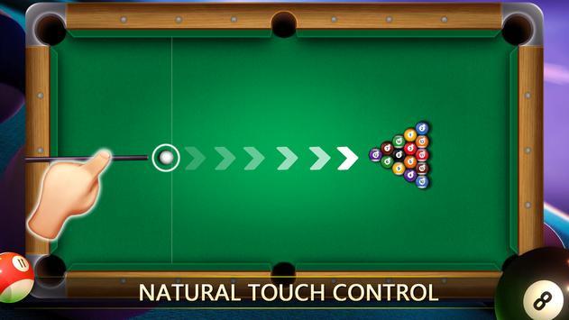 Free Pool Billiard Game poster