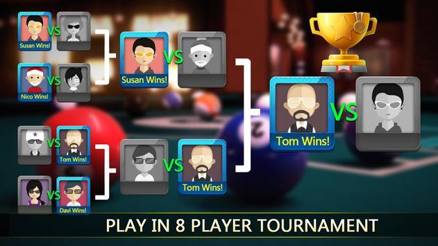 Free Pool Billiard Game screenshot 2