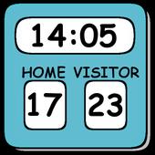 Scoreboard & Timer icon