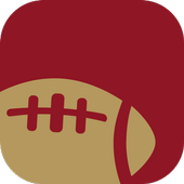 Football Schedule for SF 49ers, Live Scores, Stats icon