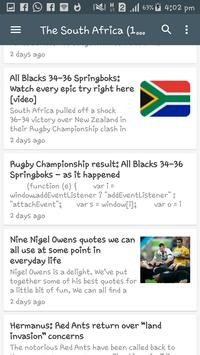 Sports Sa screenshot 1